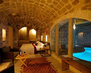 Balayi Oteli Argos in Cappadocia