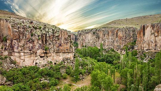 Kapadokya Balayı Ihlara Turu