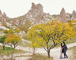 Kapadokya Balayı Muhteşem Paket