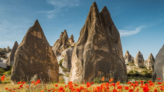 Kapadokya Balayı Turu