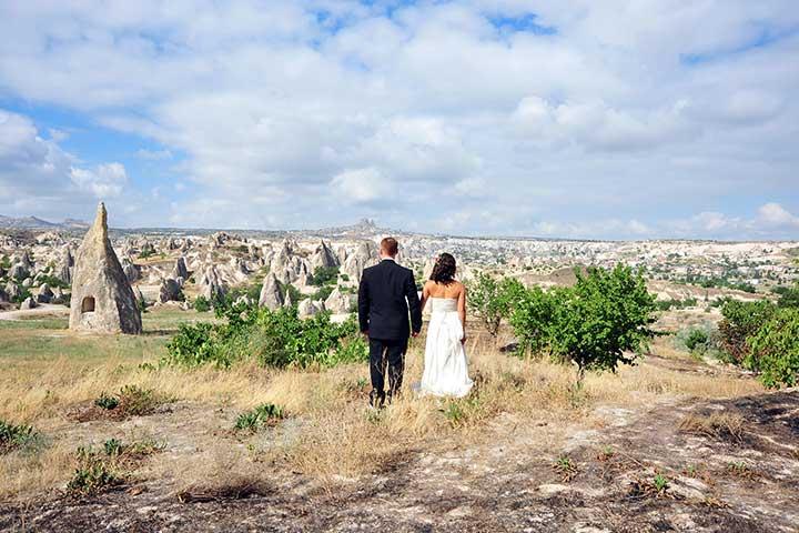 Kapadokya Düğün Uçhisar