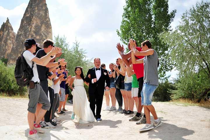 Kapadokya Vadide Düğün