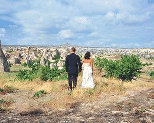 Kapadokya Romantik Balayı Paketi