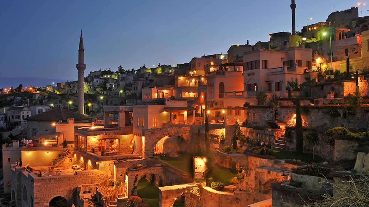 Argos in Cappadocia Balayı