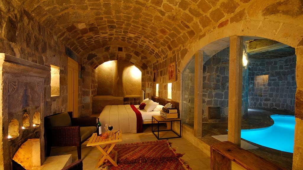Argos in Cappadocia Balayı Paketi