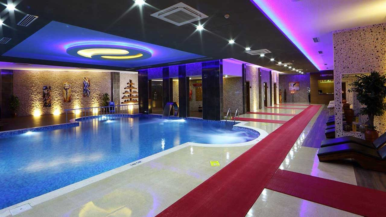 Dilek Kaya Otel Balayı Spa