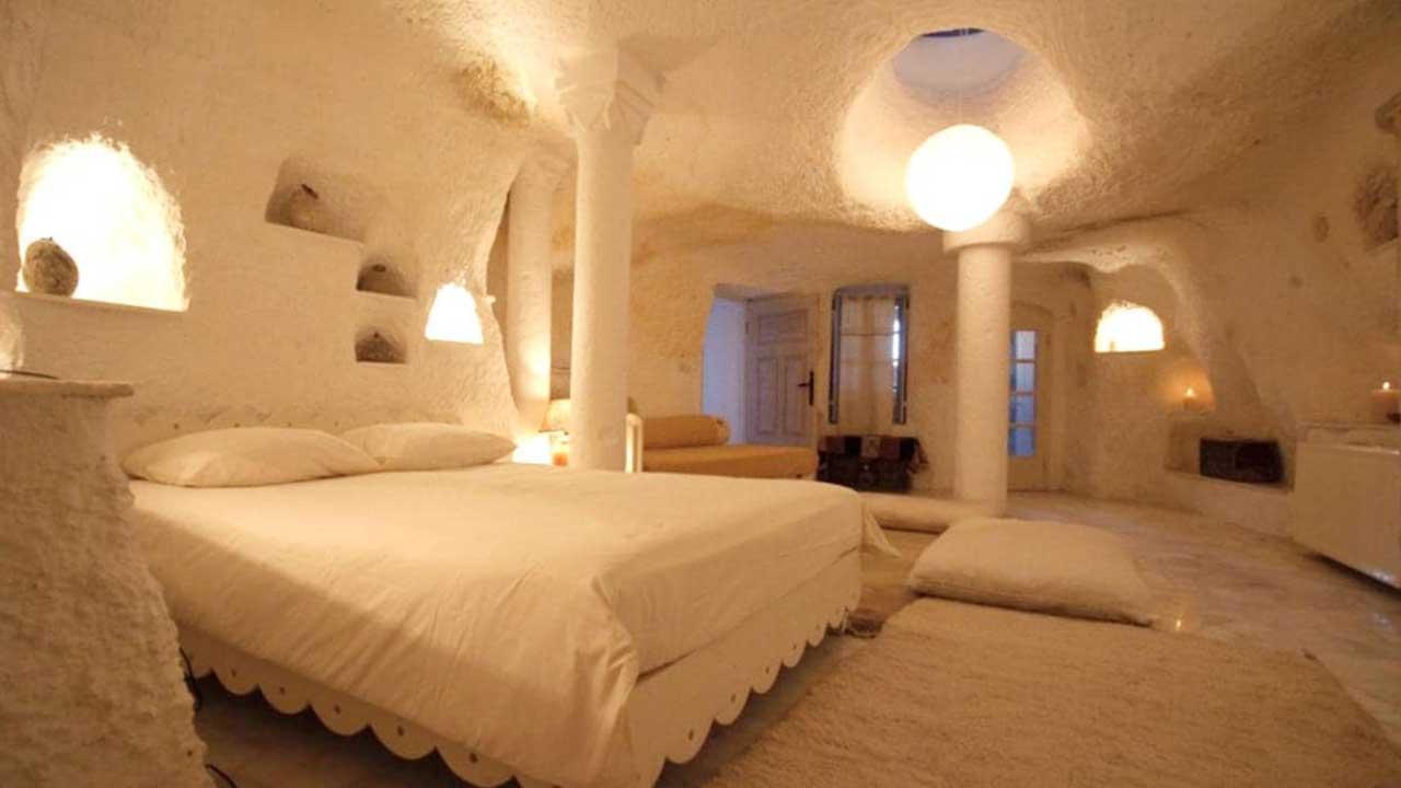 Les Maisons de Cappadocia Balayı Odası