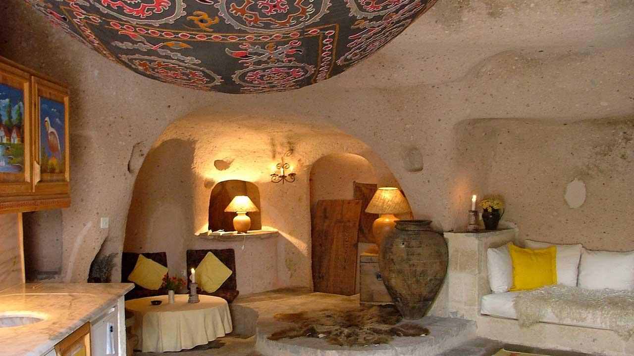 Les Maisons Kapadokya Balayı Evi