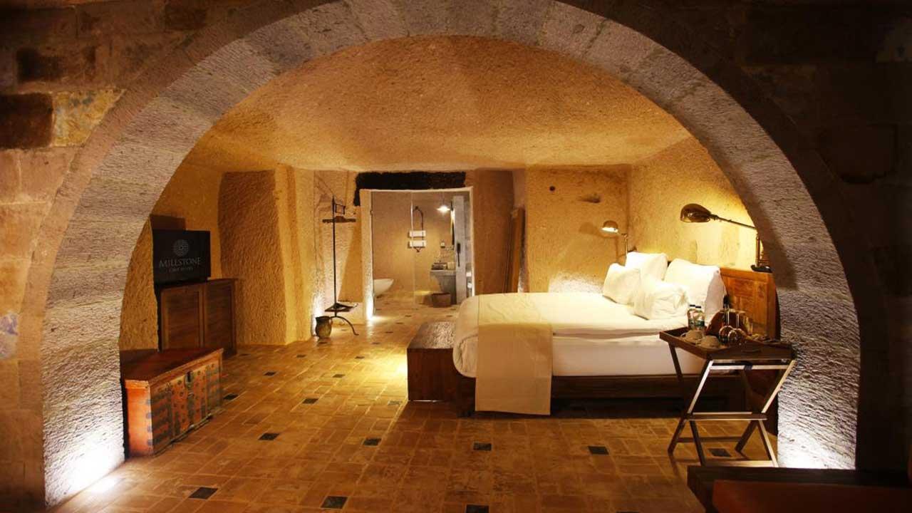 Millstone Cave Hotel Oda