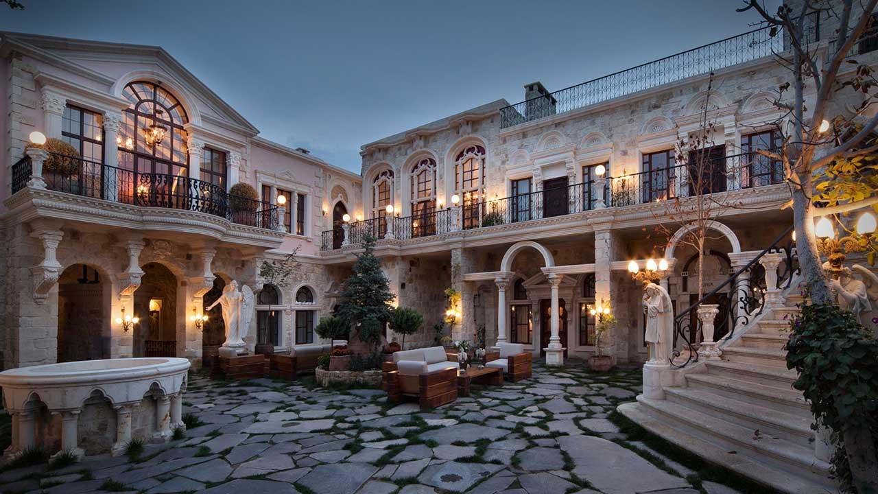 Sacred House Balayı Oteli