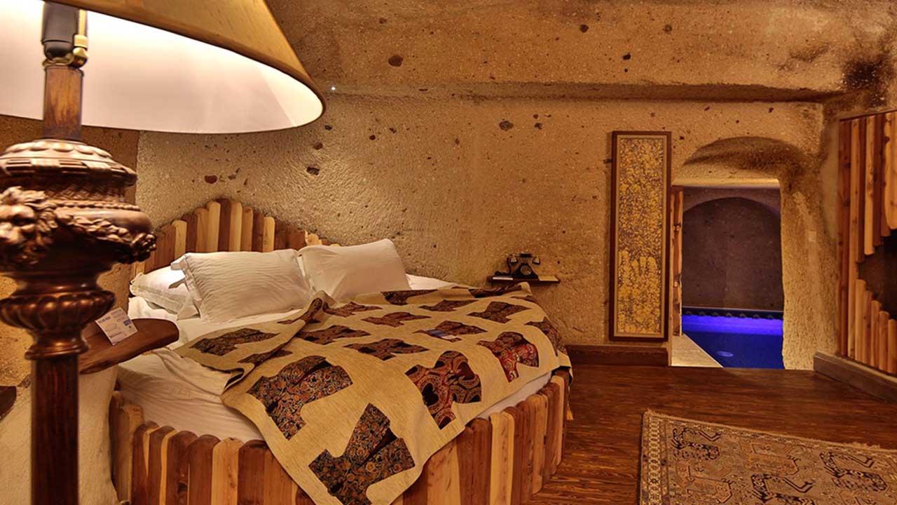 Satrapia Otel Balayı Odası