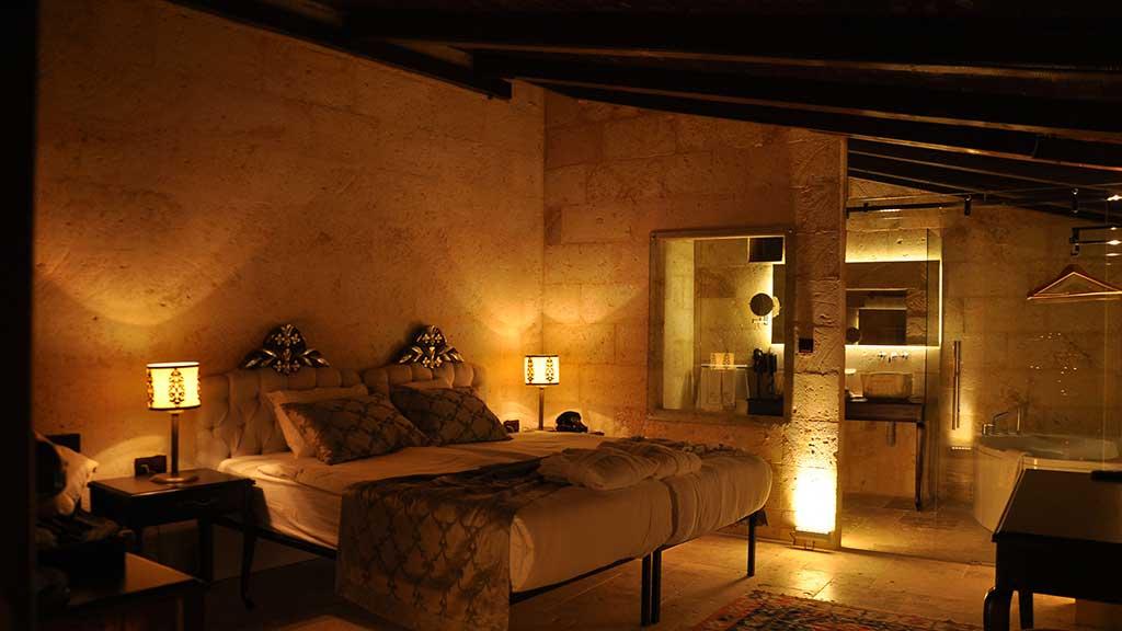 The Loop Cappadocia Balayı Odası