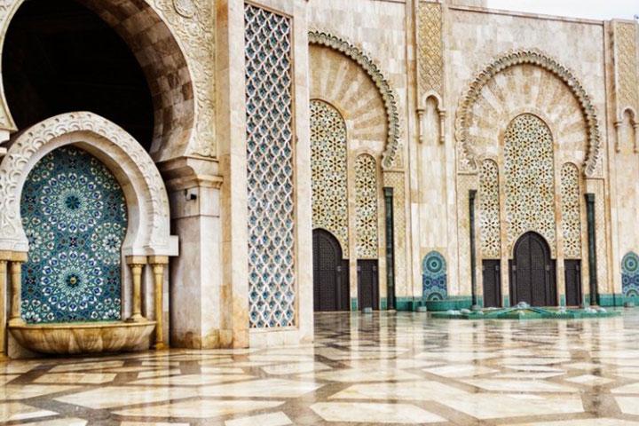 Marrakech Balayı
