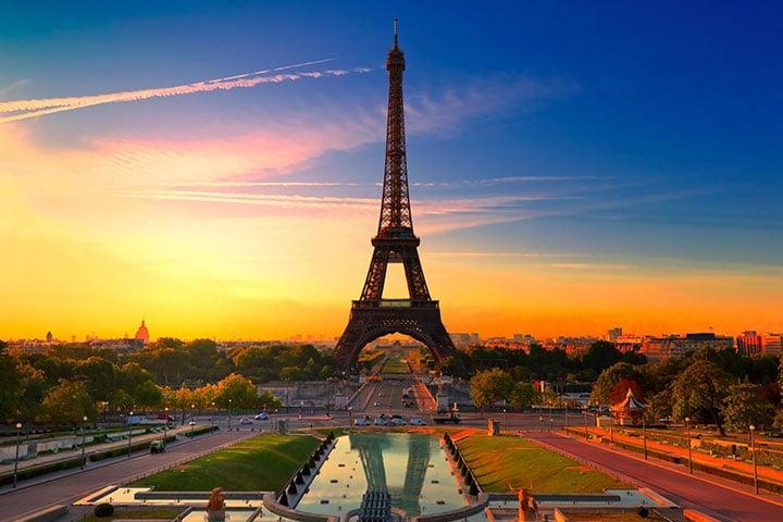 Paris Balayı