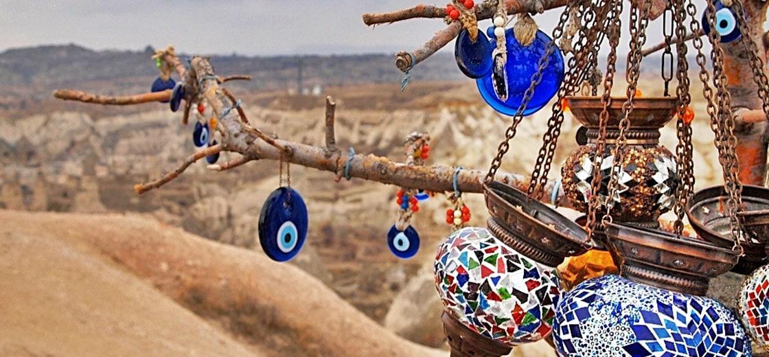 Kapadokya Sonbaharda Balayı