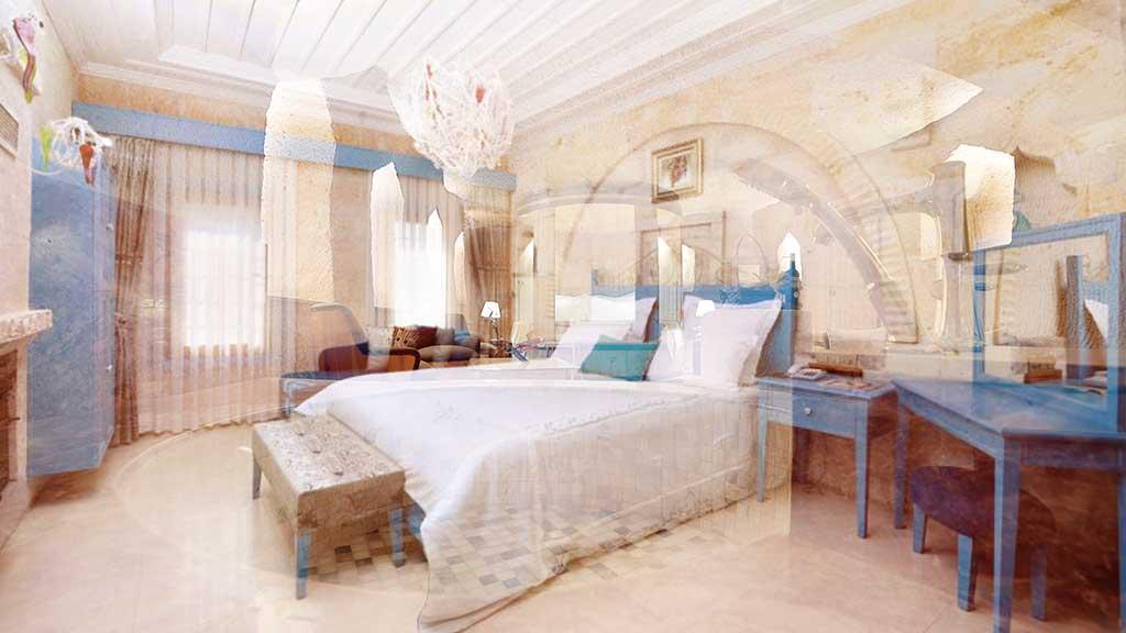Anatelein Balayı Odası Mavi