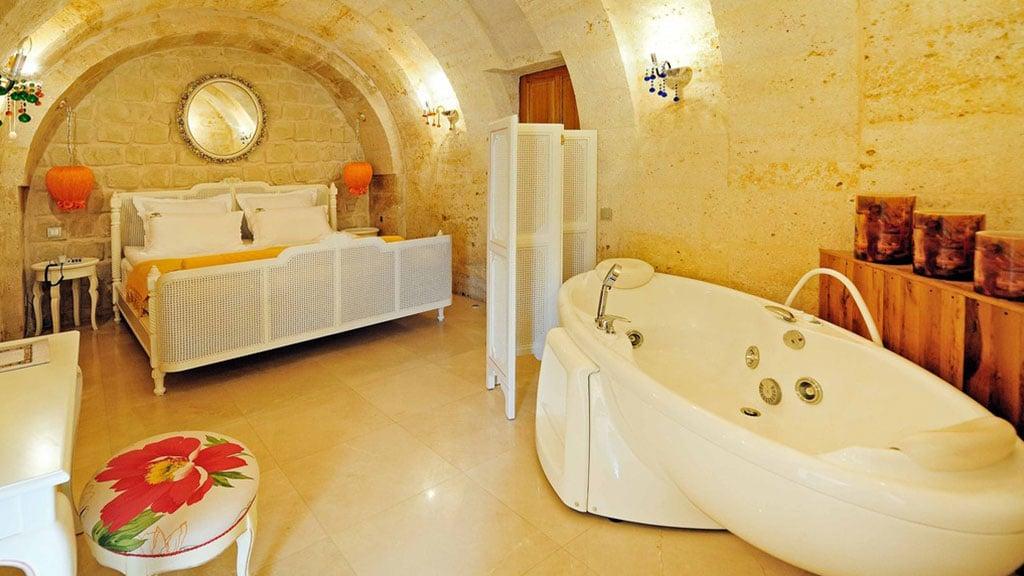 Anatelein Butik Cave Hotel Balayı