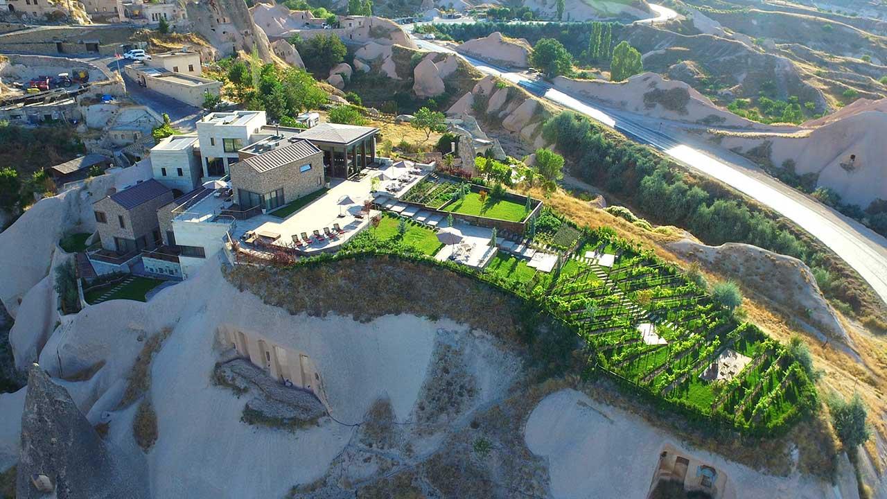 Ariana Sustainable Luxury Lodge Uçhisar Balayı