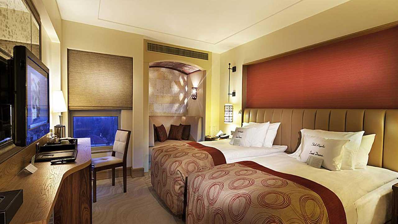 Doubletree Hilton Avanos Balayı Odası