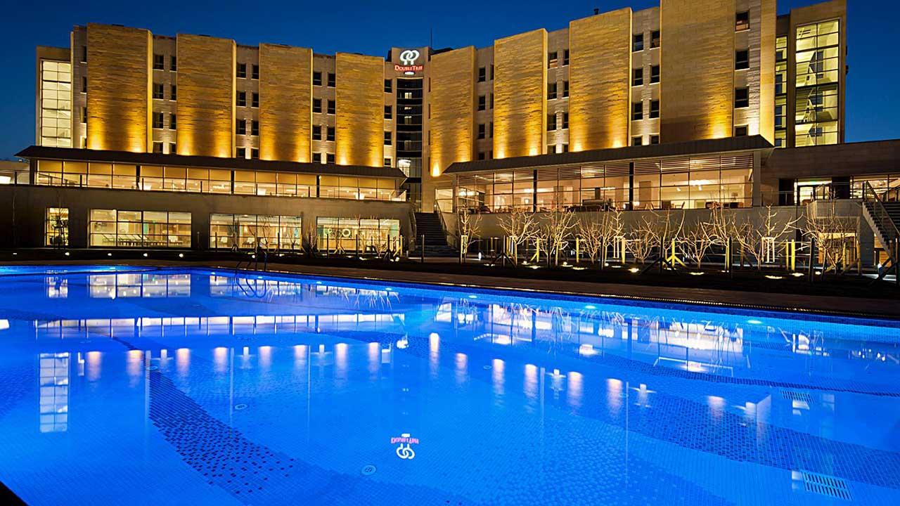 Hilton Avanos Doubletree Havuz