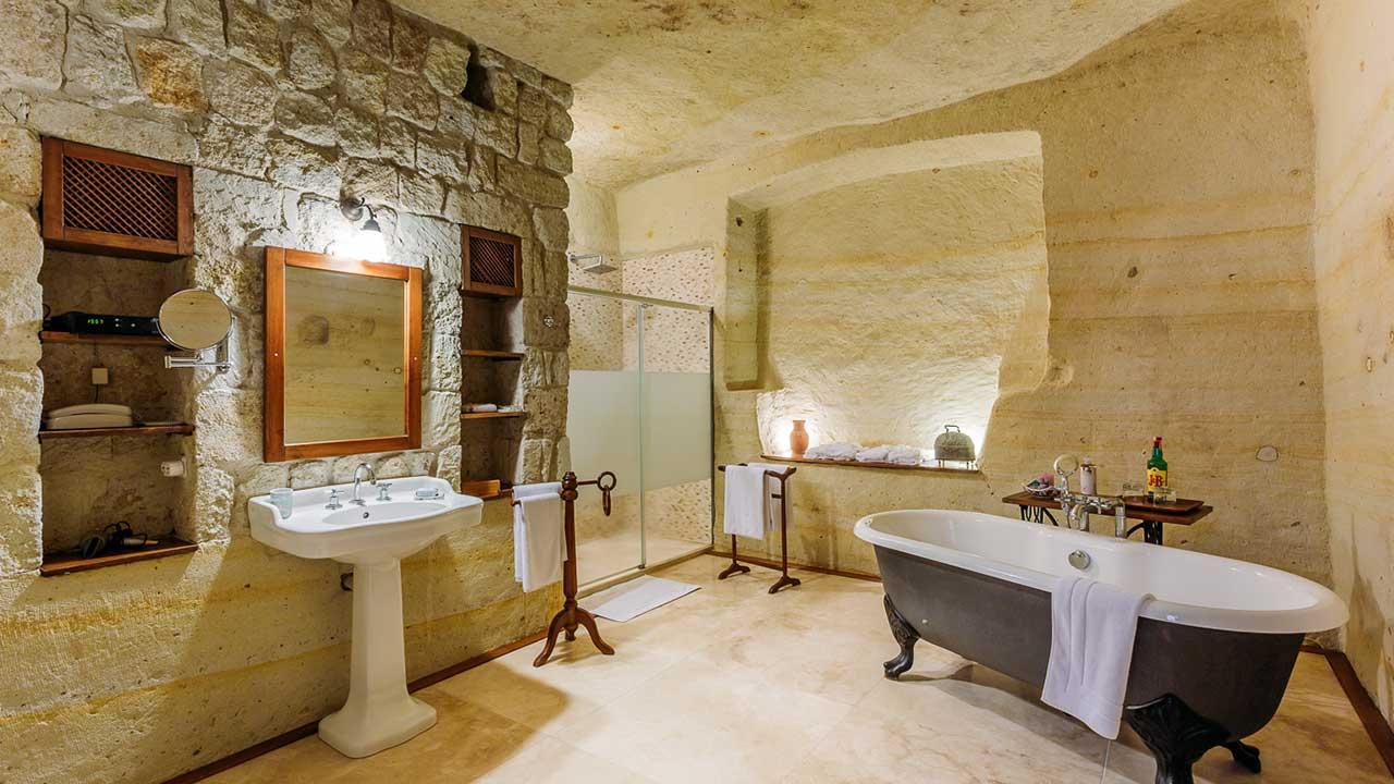 Kapadokya Ürgüp Balayı Oteli Esbelli Evi