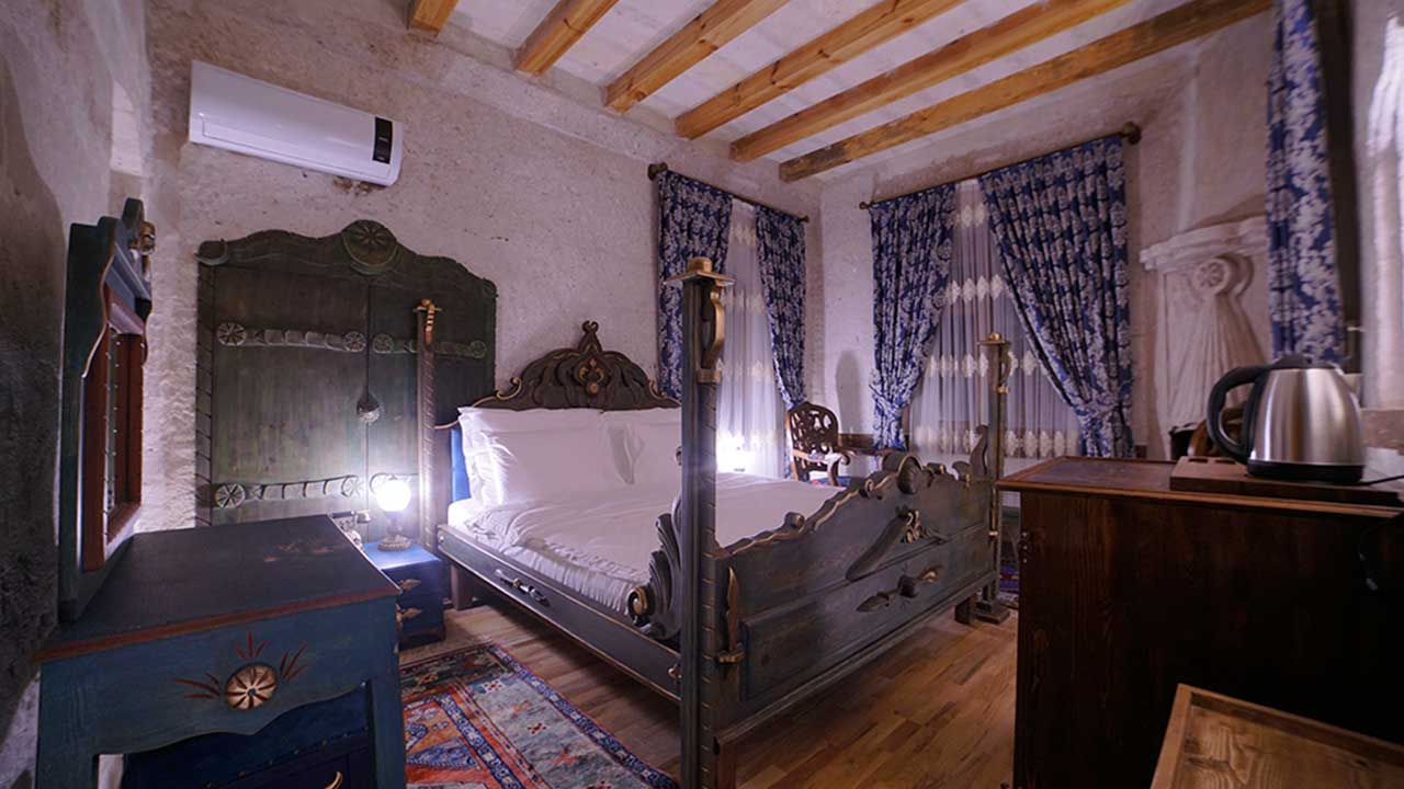 Osmanlı Odası Uçhisar Balayı
