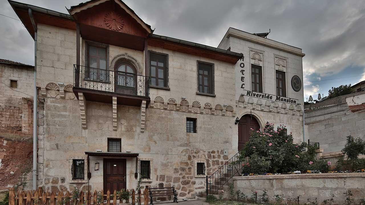 Riverside Mansion Hotel Avanos