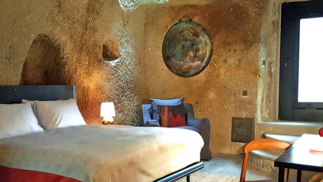 Sota Cappadocia Balayı Odası