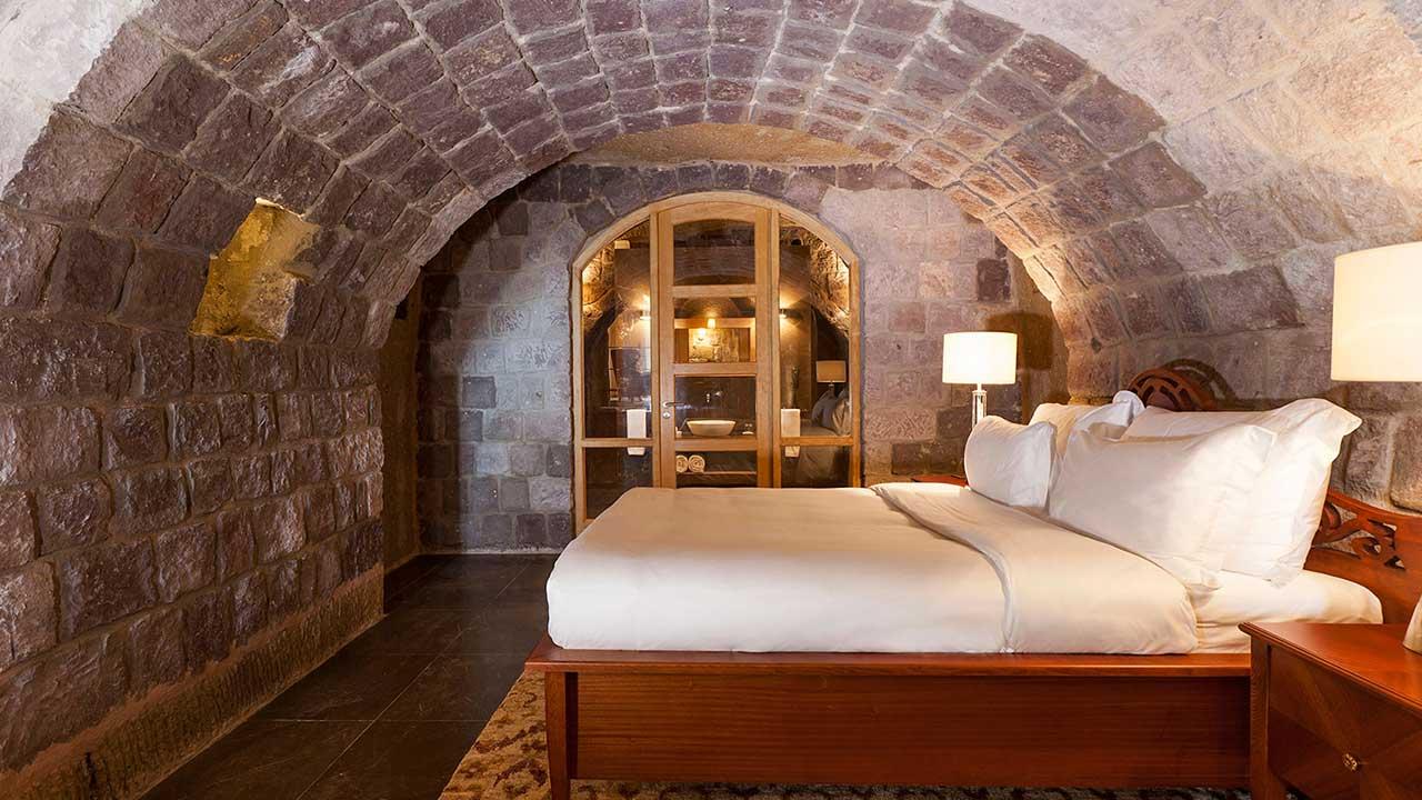 Exedra Hotel Cappadocia Balayı Odası