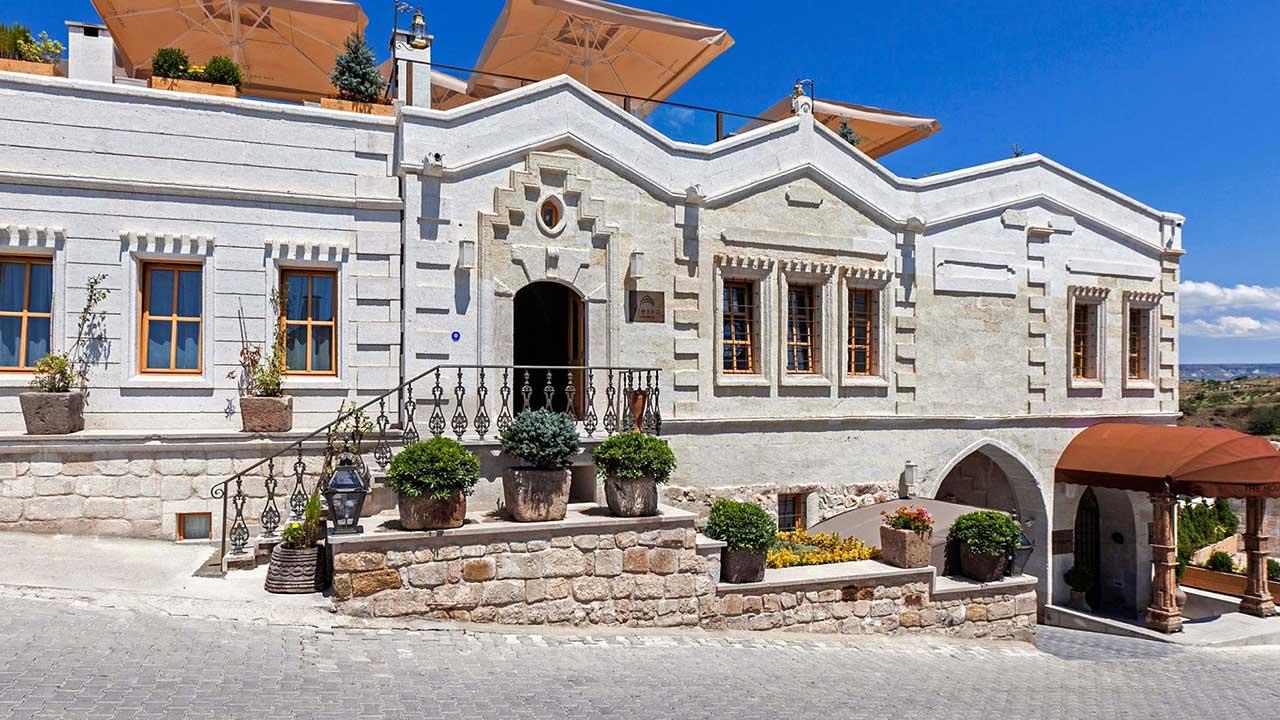 Exedra Hotel Cappadocia Balayı