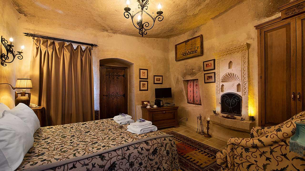 Hatti Cappadocia Hotel Balayı Odaları