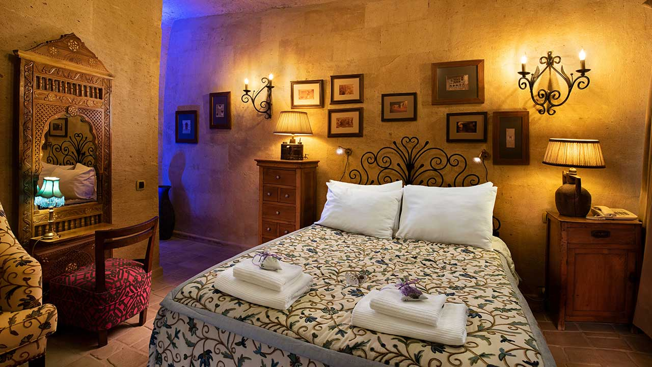 Hatti Cappadocia Hotel Balayı Suiti