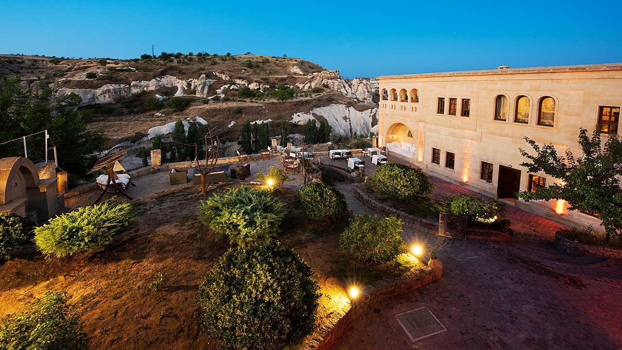 Hatti Cappadocia Otel Balayı Oteli